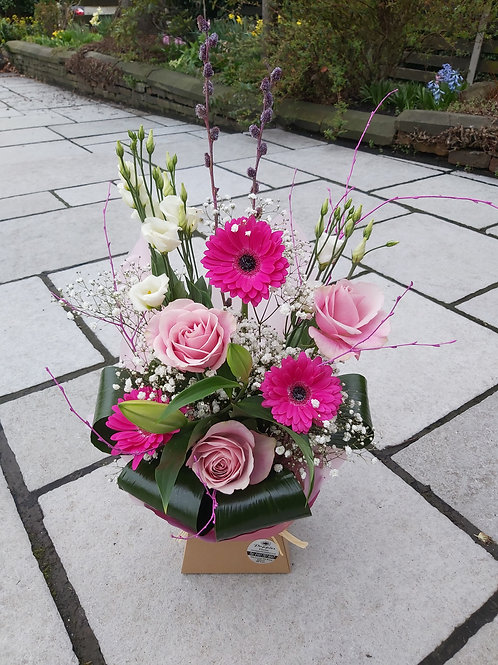Standing arrangement