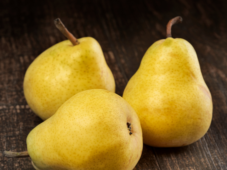 Pear Crumble (Serves 5)