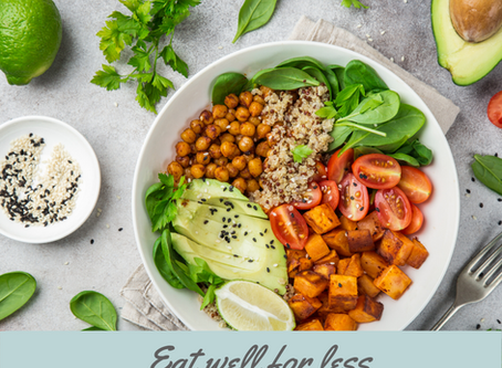 How to Eat Well for Less