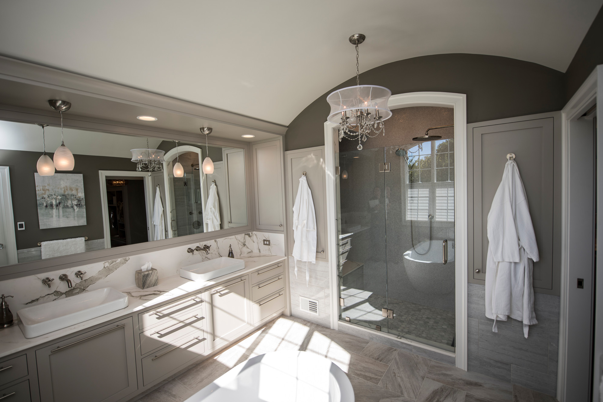 Greystone Custom Cabinetry Commercial Projects