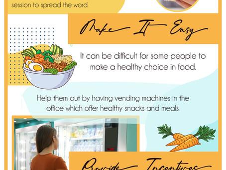 Ways to Encourage eating