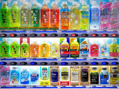 4 Beverages to Stock in Healthy Vending Machines