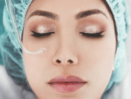Amazing Benefits Of Oxygen Facial For Glowing Skin