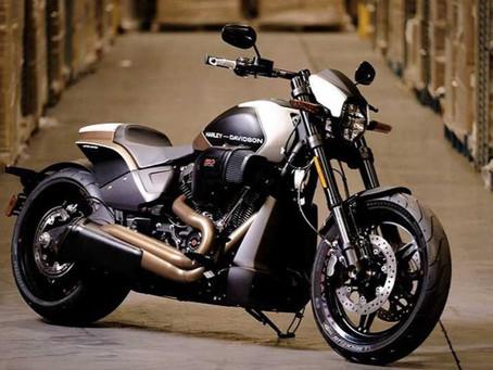Harley-Davidson FXDR Limited Edition solo per Regno Unito e Irlanda