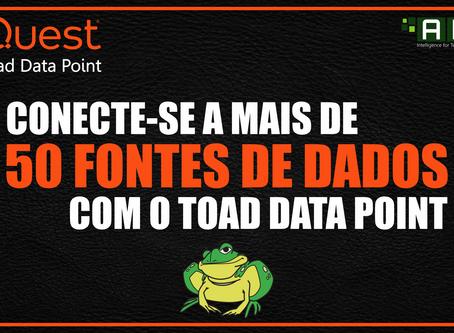 Toad Data Point - O futuro do banco de dados   Parceiro Quest Brasil