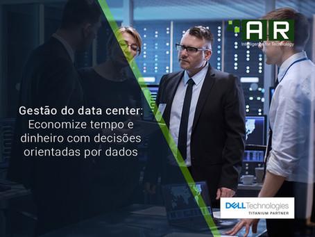 Gestão do data center: Economize tempo e dinheiro com decisões de compra orientadas por dados