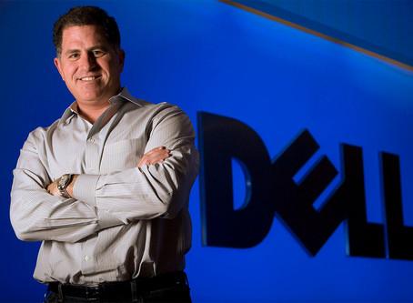 Suporte VMware - Michael Dell assume presidência de conselho