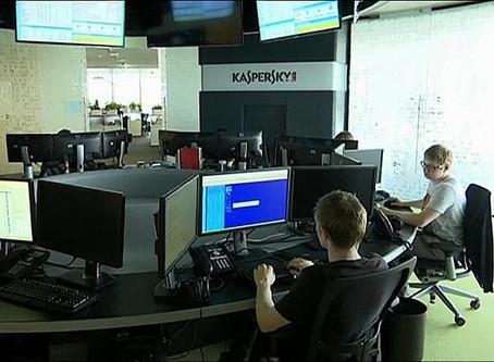 Brasil lidera ataque de Phishing, segundo a Kaspersky Labs