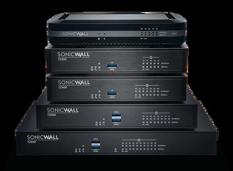 Quais são as vantagens e benefícios do SonicWALL?   AR IT