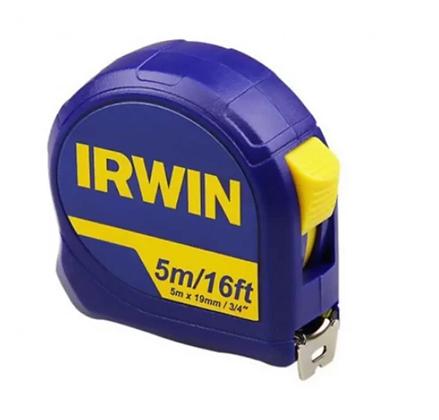 Trena Standart de bolso 5mts Irwin