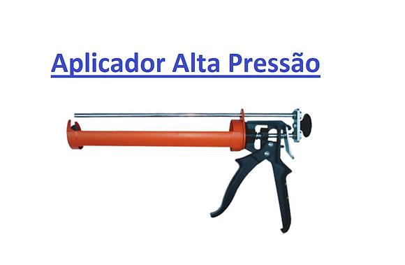 Aplicador de silicone profissional alta pressão