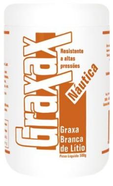 Graxa Branca Náutica - 500g