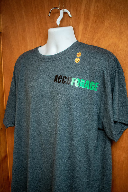 AccuForage t-shirt