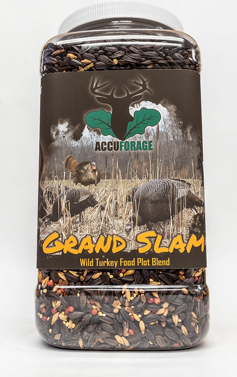 Grand Slam Wild Turkey Food Plot