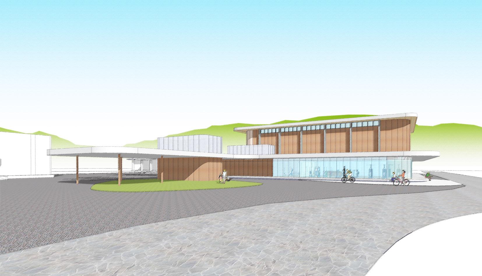 黒松内町体育館新築プロポーザル