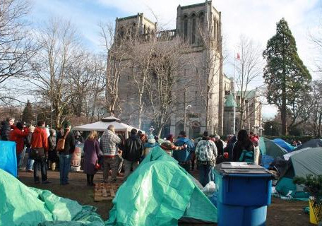 After Victoria's homeless camp is shut down, poverty thrust into spotlight