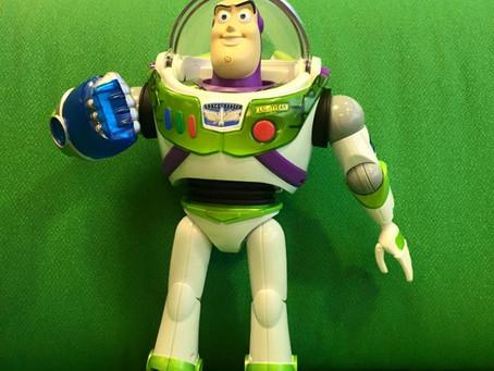 Buzz has escaped!!!