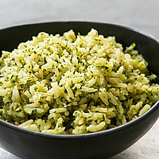 Green Chilli Rice