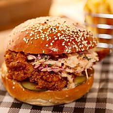 Dirty Birdie Burger