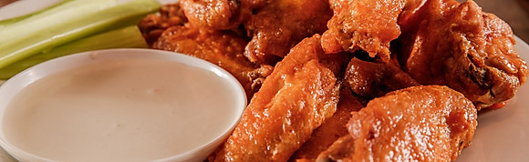 FAMOUS CHICKEN WINGS