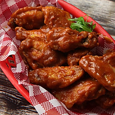 Kansas City BBQ Wings