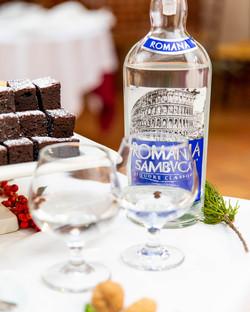Sambuca apperitivo