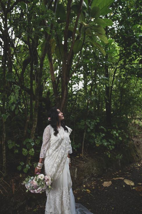 Indian bride, Daniela Ramos Castillejos,