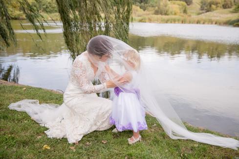Bridal party, Daniela Ramos Castillejos,