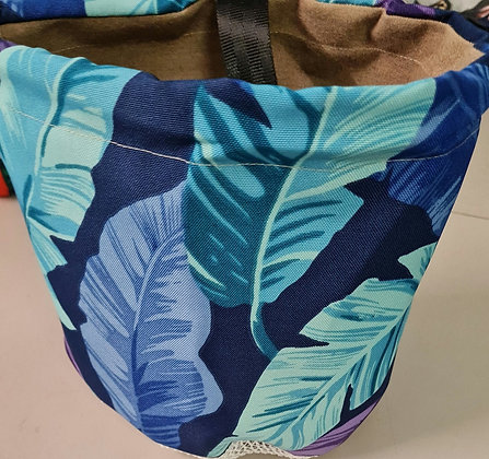 BANANA LEAF BLUES-PEG BAGS