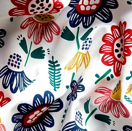 SUMMER FLOWERS-universal standard cover