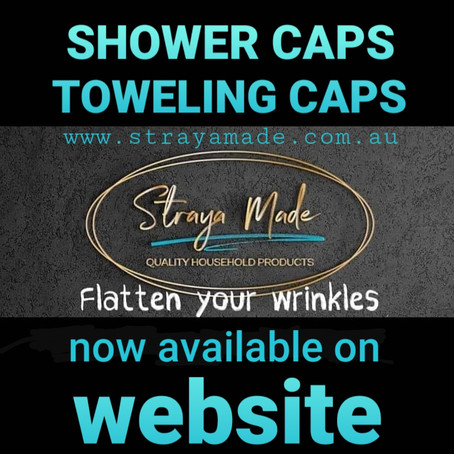 SILVER TOWELING CAP