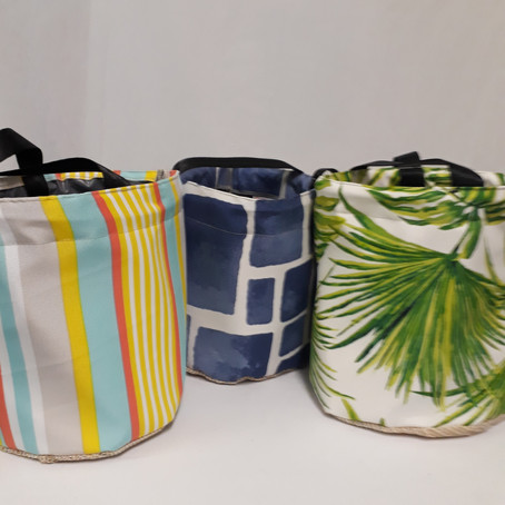 NEW SPRING COLOURS FOR PEG BAGS