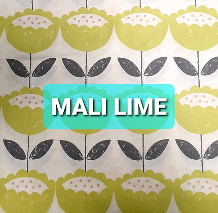 MALI Lime- universal ironing board cover