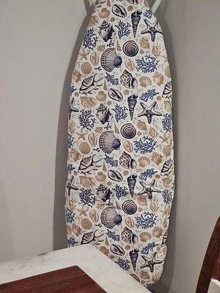 BEACHY BLUESFEST -universal ironing board cover