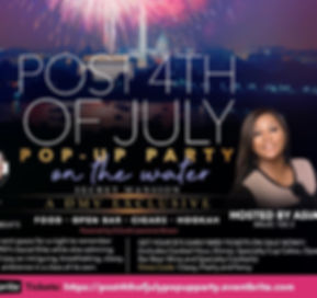 July 4 Pop Up