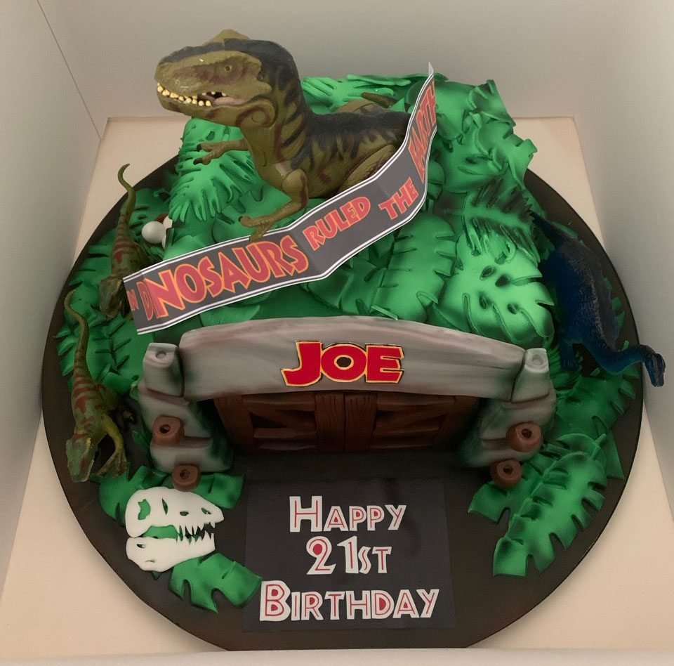 Jurassic Park fan