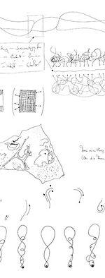 Skizzenbuch als Ideen Keimzelle | Akt von bild und Text | Visuelle Legende