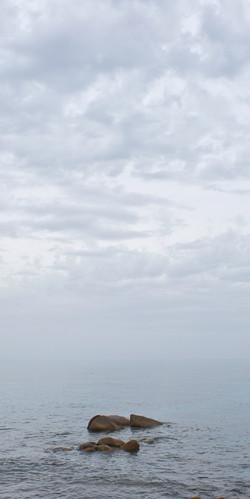 600 Meter Küste
