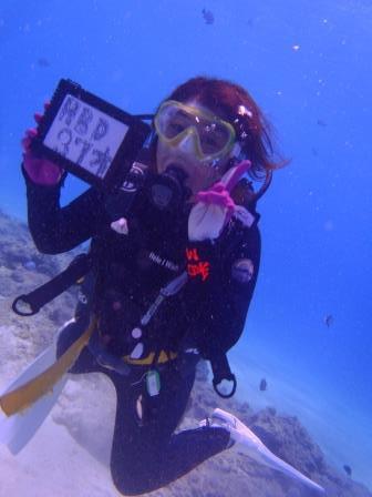 沖縄 ダイビング 青の洞窟 誕生日