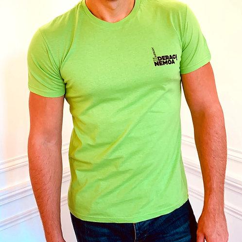 T-shirt vert Hop Hop Hop - Staff