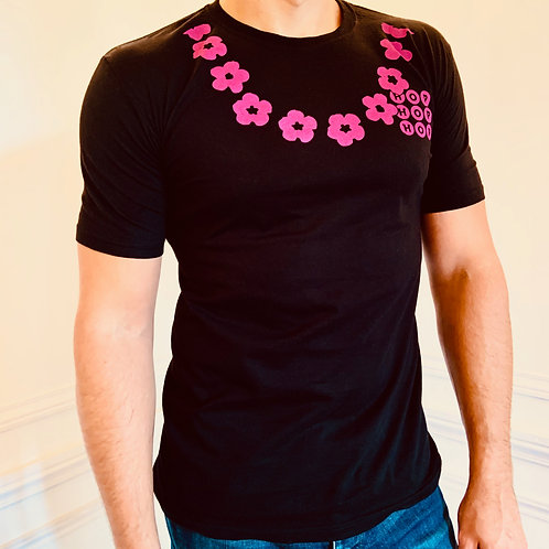 T-shirt Hop Hop Hop - Kiribati - noir