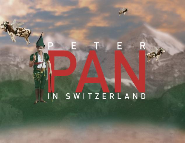Peter Pan in Switzerland