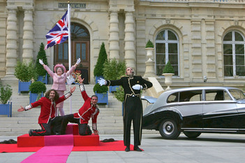 The Queen French World Tour