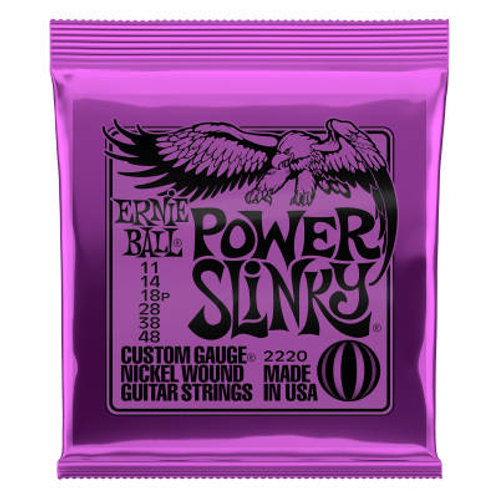 Ernie Ball Power Slinky Strings