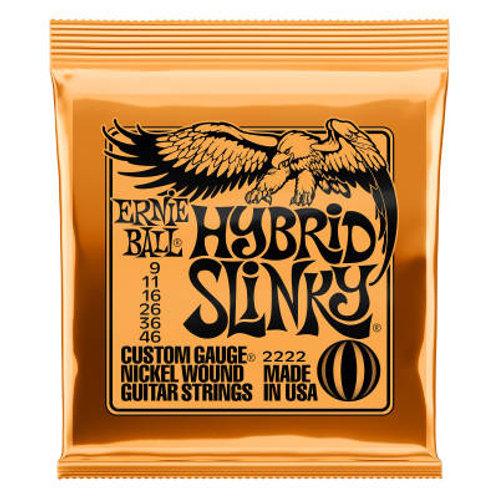 Ernie Ball Hybrid Slinky Strings