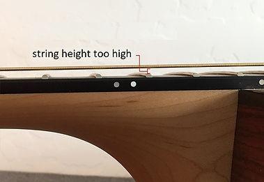 string height too high.jpg