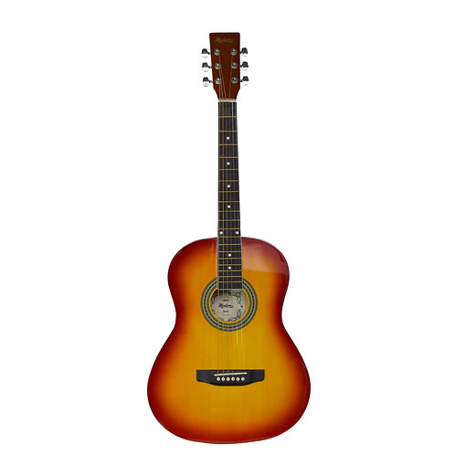 Madera  3/4 Acoustic Guitar - Cherry Burst