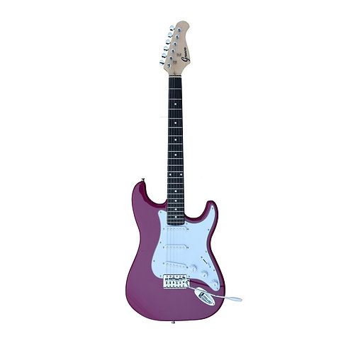 Groove Stratocaster - Purple