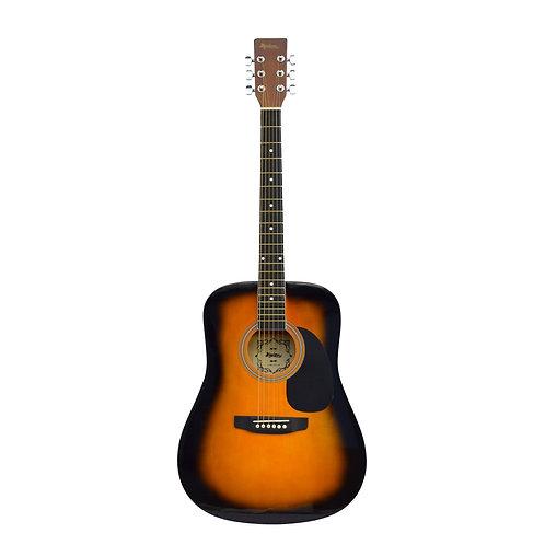 Madera Acoustic Guitar - Antique Burst