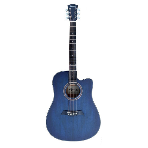 Madera Acoustic - Pewter Blue